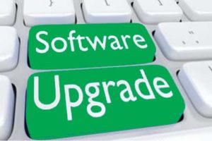 computer keyboard reading software upgrade