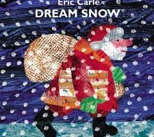 "cover art for the book ""Dream Snow"""